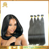Natural 100% virgin brazilian silk straight hair virgin natural color wholesale price silk straight brazilian hair