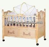 baby folding crib