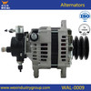 Alternator HITACHI LR1110-501, ISUZU 8972482970 12V 110AMP 1-3203-01 HI 12536N