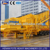 FTM Series Hot Sale Mobile Impact Crushing Station