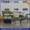 Hot Sale Mobile Jaw Crusher for Limestone