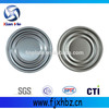 empty square biscuit can tin lids