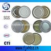 Fujian metal tin can lid