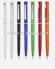 Slim plastic pen cheap pen