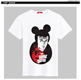 2014 wholesale cotton t shirt design for men