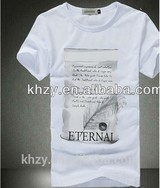 Fashion design wholesale custom t shirt high quality t shirt for men cheap china wholesale clothing