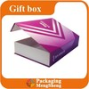 Luxury magnet box for gifts with matte or glossy finish
