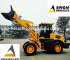 HERACLES HR922F compact CVT CE multi-fuction mini wheel loader