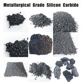 Silicon Carbide / Metallurgical Grade 97% SiC 0-10mm,0-1mm,1-3mm,3-6mm