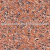 building finishing material-- shidao red granite G386