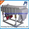 Large capacity linear vibrating screen machine