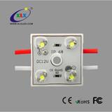 LED backlight led module 180lm white 12v smd 5050 led modules with wide angle