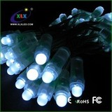 DC5V Single color white waterproof 9mm led pixel light
