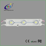 Waterproof IP65 3led injection module