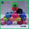 cute machine silicone watch for 2013 with custom logo