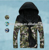 Hot Collections!!2014 sports leisure men's camouflage hooded windbreaker jacket