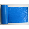 HDPE Blue Star Seal Garbage Bags On Roll