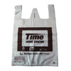 Accept Custome Design HDPE T-shirt bags,Shopping bags with printing