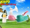 KINYO Handheld Manual breast pump for India Malaysia