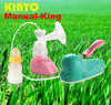 Silicon Manual Breast Pump Milk Pump Breast Suction+Feeding+ Storage Bottle Kit