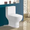 2014 New Ceramic Sanitary Ware One Piece Toilet Seat JT138003