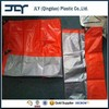 China Wholesale Fireproof Fabric PE Tarpaulin Sheet Plastic Wrap Tarpaulin HDPE Plastic Tarp