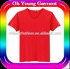 Red t shirt alibaba china t shirt selling hot in usa jersey mans football t shirt loose fashion