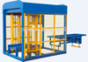 QT10-15 Hollow block machine with competitive price