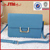 2014 small women leather shoulder bag candy color for summer