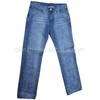 CJ-020-E1 cheap ladies clothes new style girls denim fabric jeans