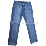 CJ-020-E1 cheap ladies clothes new style girls denim fabric jeans