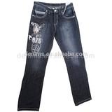 CJ-022-E1 brand name overstock kids denim jeans girls pants size
