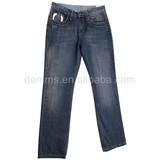 CJ-038-E1 jeans cotton fabric brand name stocklot product