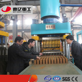 DEYI Compact Brick Making Machine for Autoclaved Brick Plants