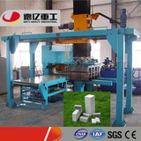 DY1250 high quality automatic slag block machine