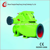 Type MS Single stage Double suction Horizontal Split Case Centrifugal Water Pump Types
