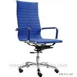 High back swivel fabric office chair(FOH-F11-A07fabric)
