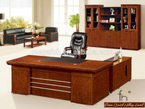 New Style MDF + Veneer Executive Office Desk (FOHS-A2241)