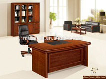 Executive Bow Front Office Desk (FOHS-A2003A)