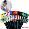 Wholesale 5.5 inch fashion portable shockproof sport running armband mobile phone cover bag for Iphone6 plus
