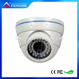 outdoor vandalproof ccd dome waterproof camera sale