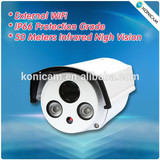 CMOS HD 1.3MP IP camera Outdoor Waterproof Supports Onvif Plug and Play Network IP Camera Paypal