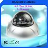 2 Megapixels 1080p Dome Ip Camera