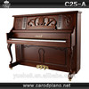 Classical upright piano from China Musical Instrument