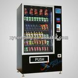 Asia vending machine drinks snacks vending machine