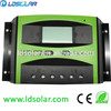 High efficiency PWM solar charge controller LCD with RoHS CE