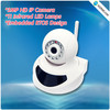 720P IP Camera P2P PTZ New H.264 1MP Wireless Wifi Security Dome Plug and Play Two-way Audio Security Night Vision and Motion CCTV