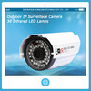 New Technology 1.0 Megapilx Waterproof IP Camera Low Price CCTV Bullet Camera