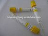 Vacuum Blood Collection Tube/Clot activator with Gel tube