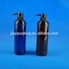 plastic 500ml PET bottle for shampoo